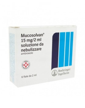 Mucosolvan*nebul 6f 15mg 2ml