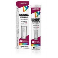 Massigen Dailyvit Donna Effervescenti 20cpr