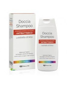Massigen Docciashampoo Anti-batterico 200ml