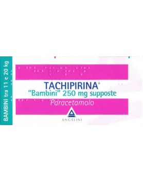 Tachipirina Bambini 10 Supposte 500mg