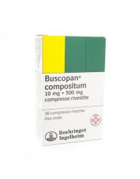 Buscopan Compositum 20compresse Rivestite