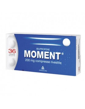 Moment 36 compresse Rivestite 200mg