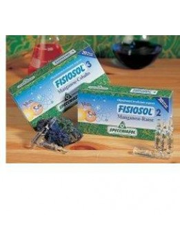 FISIOSOL  3 MN-CO 20f.2ml