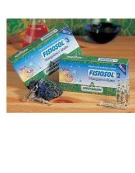 FISIOSOL  7 S 20f.2ml