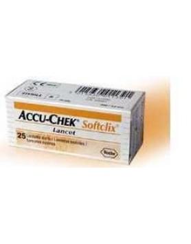 ACCUCHEK SOFTCLIX 200 Lancette