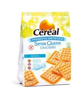 CEREAL Crackers S/G 150g