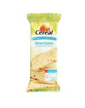 CEREAL Gallette Mais S/G 13,3g