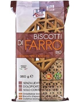 FsC Bisc.Farro S/Liev.350g