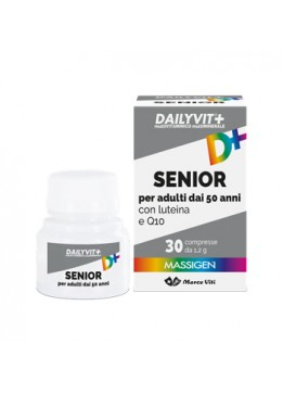 Massigen Dailyvit+senior 30 compresse