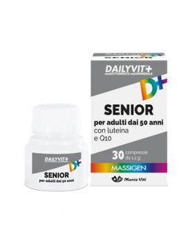 Massigen Dailyvit+senior 30 compresse