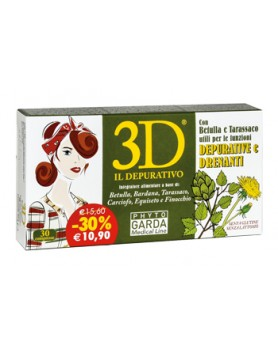 3D Drena Depura 30 Cpr