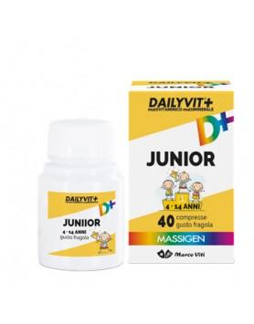 MASSIGEN DailyVit+J(4-14)40Cpr