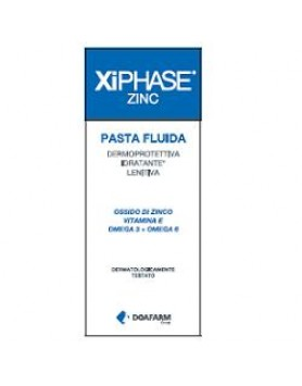 XIPHASE ZINC Pasta Fluida 50ml