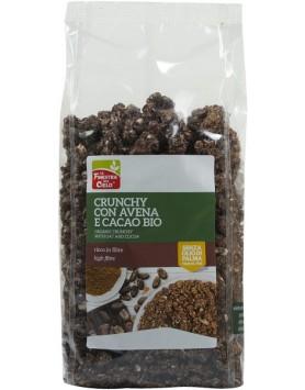 Crunchy C/avena/cacao Bio 375g
