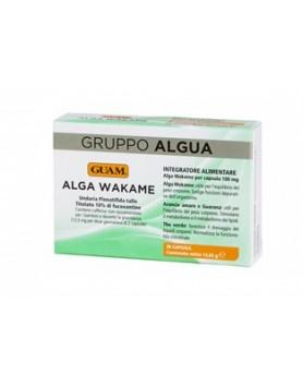 GUAM Algua Alga-Wakame 30 Cps