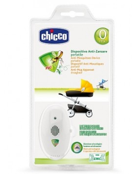 CHICCO Anti Zanzare Portatile Ultra Suoni