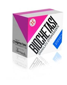 Biochetasi Granulato Effervescente 20 bustine
