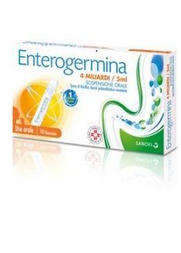 Enterogermina 10fl 4mld 5ml