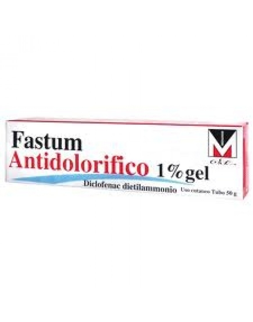 Fastum antidolor gel 50g 1 for Antidolorifico per cani