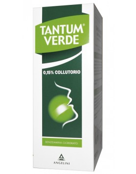 Tantum Verde Colluttorio 240 ml 0,15%