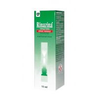 Rinazina spray Nasale 15ml 0,1%