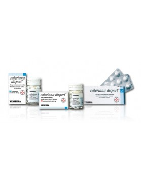 Valeriana Dispert 30 compresse Rivestite