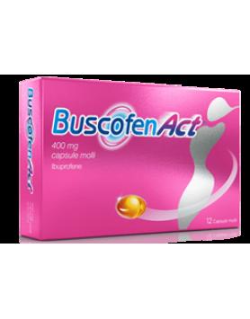 Buscofenact 12capsule 400mg