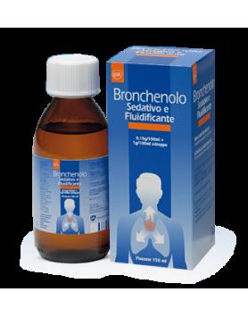 Bronchenolo Sed Fluidificante sciroppo 150ml
